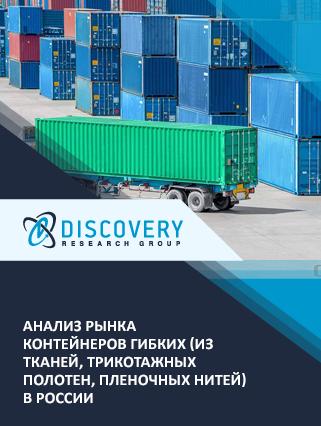 Анализ рынка контейнеров гибких (из тканей, трикотажных полотен, пленочных нитей) в России