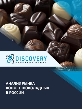 Маркетинговое исследование - Анализ рынка конфет шоколадных в России