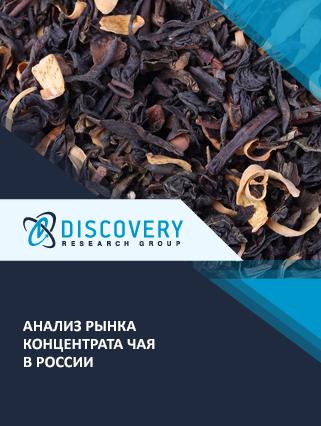 Маркетинговое исследование - Анализ рынка концентрата чая в России
