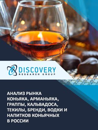 Маркетинговое исследование - Анализ рынка коньяка, арманьяка, граппы, кальвадоса, текилы, бренди, водки и напитков коньячных в России