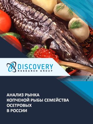 Маркетинговое исследование - Анализ рынка копченой рыбы семейства осетровых в России