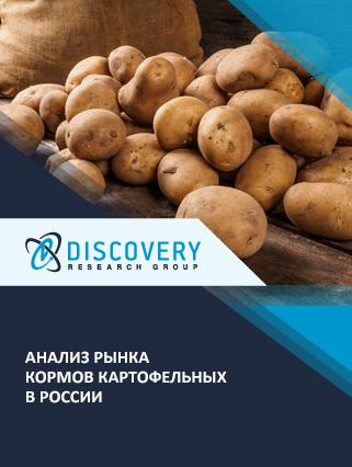 Маркетинговое исследование - Анализ рынка кормов картофельных в России
