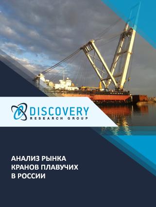 Маркетинговое исследование - Анализ рынка кранов плавучих в России