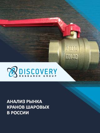Маркетинговое исследование - Анализ рынка кранов шаровых в России