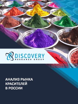 Маркетинговое исследование - Анализ рынка красителей в России
