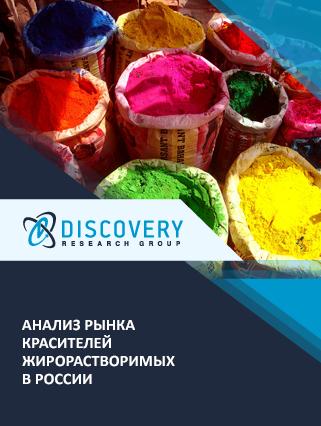 Маркетинговое исследование - Анализ рынка красителей жирорастворимых в России