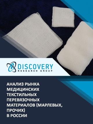 Маркетинговое исследование - Анализ рынка медицинских текстильных перевязочных материалов (марлевых, прочих) в России
