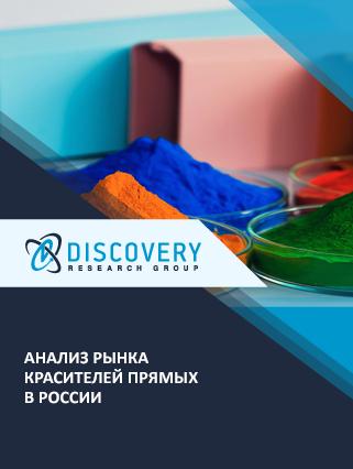 Маркетинговое исследование - Анализ рынка красителей прямых в России