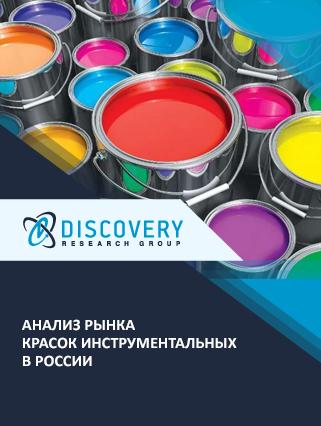 Маркетинговое исследование - Анализ рынка красок инструментальных в России