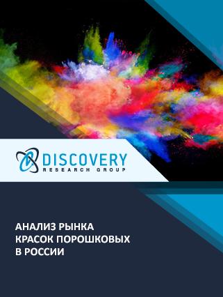 Маркетинговое исследование - Анализ рынка красок порошковых в России
