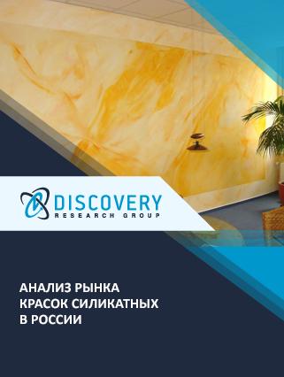 Маркетинговое исследование - Анализ рынка красок силикатных в России