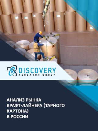 Маркетинговое исследование - Анализ рынка крафт-лайнера (тарного картона) в России