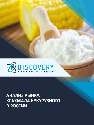 Маркетинговое исследование - Анализ рынка крахмала кукурузного в России