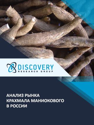 Маркетинговое исследование - Анализ рынка крахмала маниокового в России