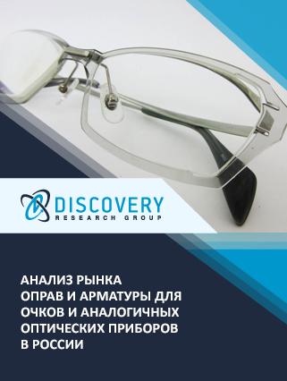 Анализ рынка оправ и арматуры для очков и аналогичных оптических приборов в России