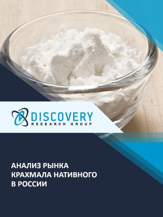 Маркетинговое исследование - Анализ рынка крахмала нативного в России