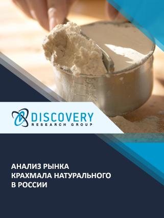 Маркетинговое исследование - Анализ рынка крахмала натурального в России