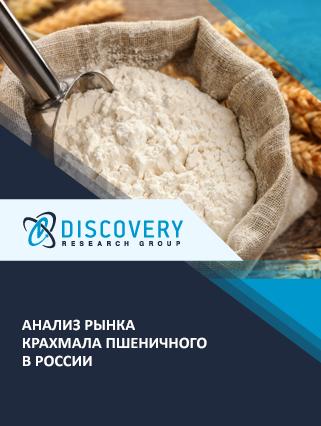 Маркетинговое исследование - Анализ рынка крахмала пшеничного в России
