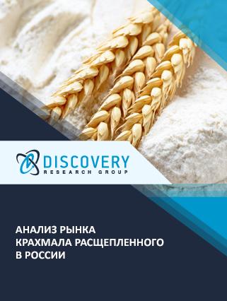 Маркетинговое исследование - Анализ рынка крахмала расщепленного в России