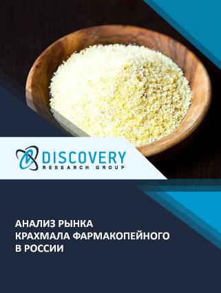 Маркетинговое исследование - Анализ рынка крахмала фармакопейного в России