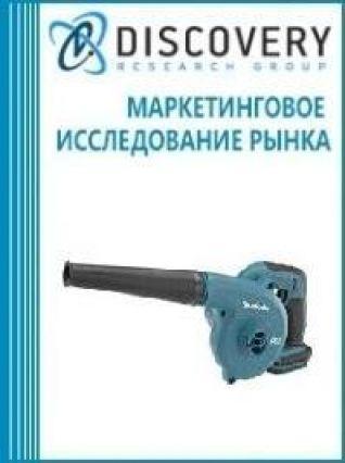 Анализ рынка аккумуляторных воздуходувок в России
