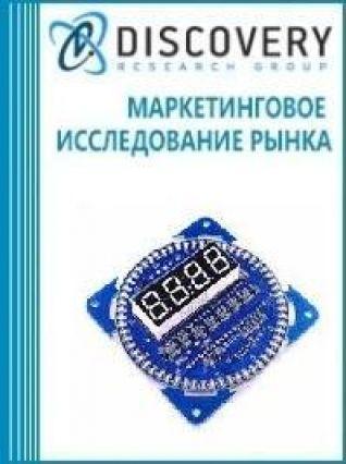 Анализ рынка активных матричных устройств на жидких кристаллах в России