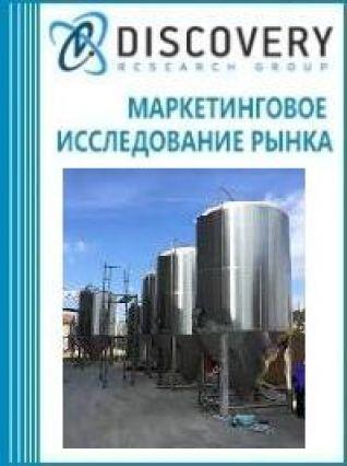 Анализ рынка аппаратов брожения и дображивания в России