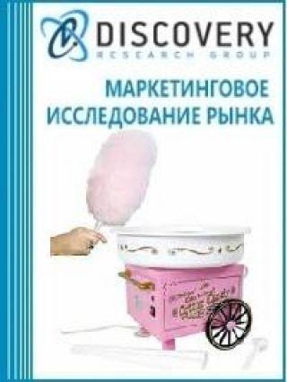 Анализ рынка аппаратов для приготовления сахарной ваты в России