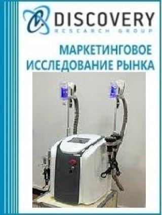 Маркетинговое исследование - Анализ рынка аппаратов для радиолифтинга и липомоделирования лица и тела в России
