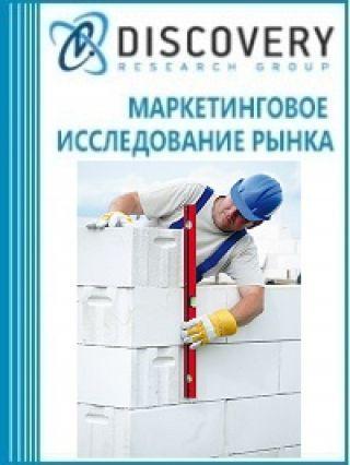 Анализ рынка автоклавных газобетонных блоков и пустотелых плит перекрытий в России