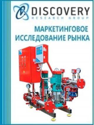 Анализ рынка автоматических установок пожаротушения в России