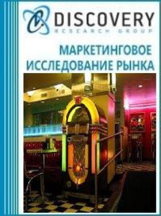 Анализ рынка музыкальных автоматов для баров в России