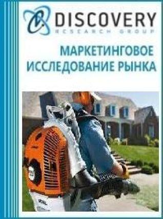 Маркетинговое исследование - Анализ рынка бензиновых воздуходувок в России