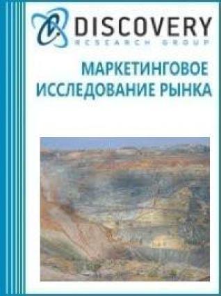 Маркетинговое исследование - Анализ рынка блеклых медных руд с содержанием серебра в России