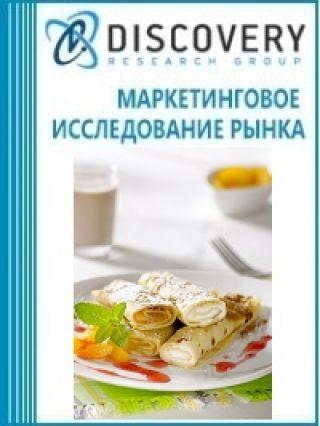 Анализ рынка блинных ресторанов в России