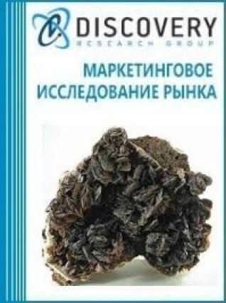 Анализ рынка деклуазита, основного ванадата свинца и цинка в России