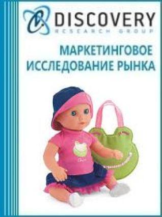 Анализ рынка детских кукол в России