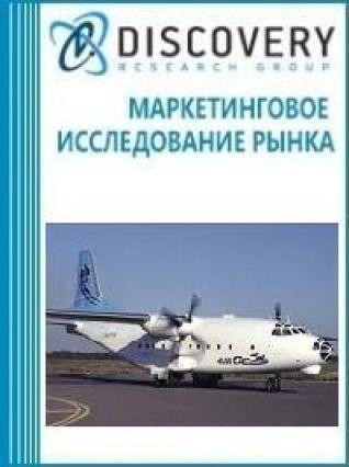 Анализ рынка двигателей турбовинтовых и турбореактивных в России