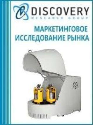 Анализ рынка фармацевтических шаровых мельниц в России