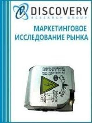 Анализ рынка газоразрядных преобразователей в России