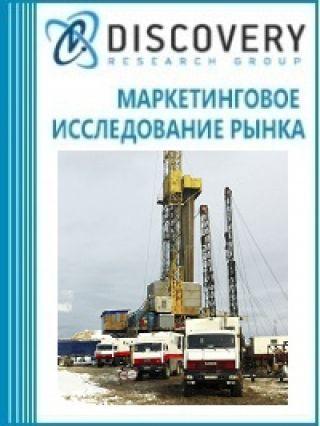 Маркетинговое исследование - Анализ рынка геофизических и геологоразведочных услуг в России