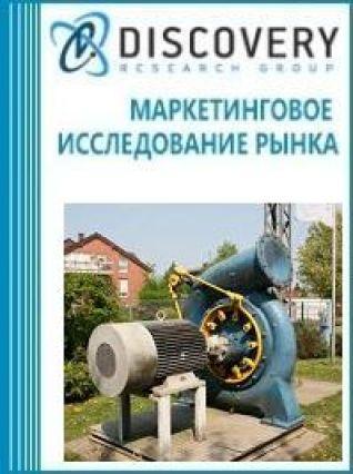 Анализ рынка гидравлических турбин и водяных колес в России