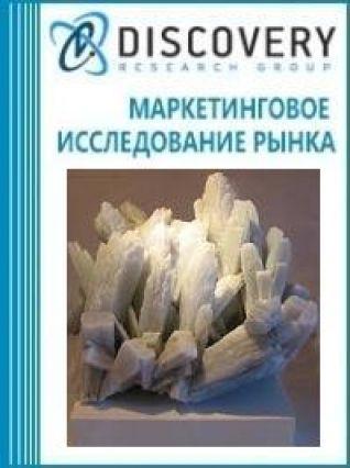 Маркетинговое исследование - Анализ рынка гипса и ангидрида (сульфатов кальция) в России