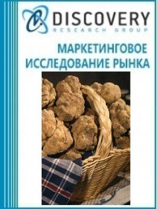 Маркетинговое исследование - Анализ рынка грибов и трюфелей в России