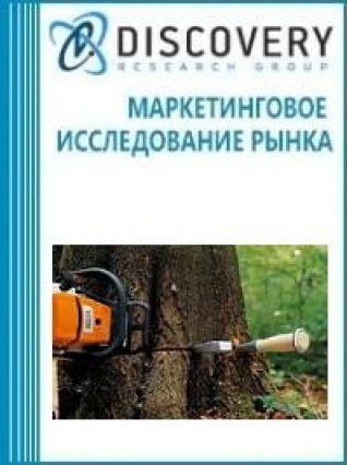 Анализ рынка инструментов для работы в лесу в России