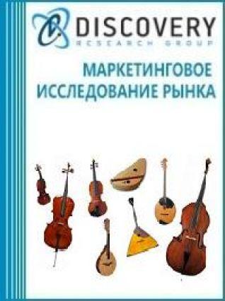 Маркетинговое исследование - Анализ рынка инструментов струнных музыкальных в России