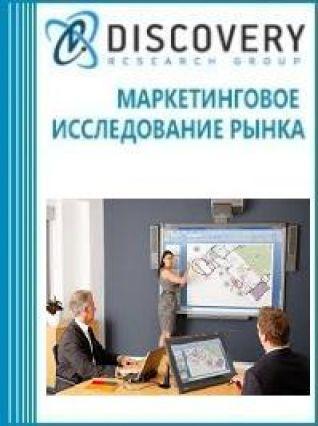 Маркетинговое исследование - Анализ рынка интерактивных досок в России