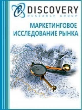 Маркетинговое исследование - Анализ рынка инженерно-топографических работ в России