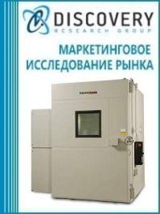 Анализ рынка испытательное оборудование для больших лабораторий в России