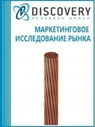 Анализ рынка кабеля (провода) неизолированного гибкого медного плетёного в России